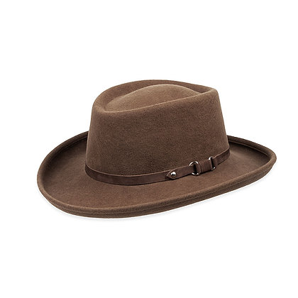 Toucan Hats - Women's  Western Hat with Leather Belt