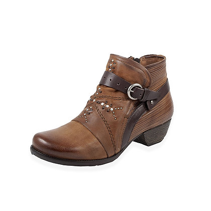Low/ Belted Boot