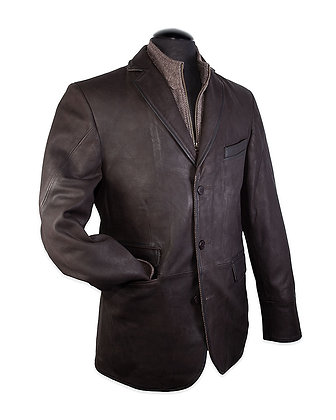 Rizzo REG Hybrid Leather Blazer