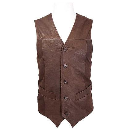 Gitt Leather - Men's Lambskin Vest