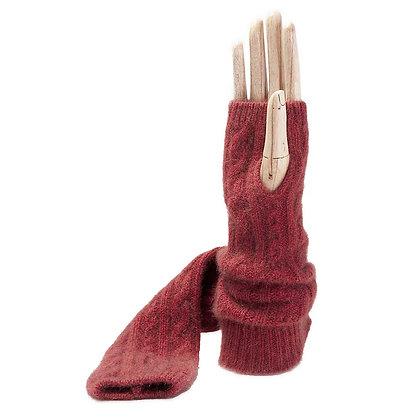 Koru - Cable Knit Glovelets