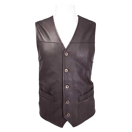 Gitt Leather - Men's Classic Deerskin Vest