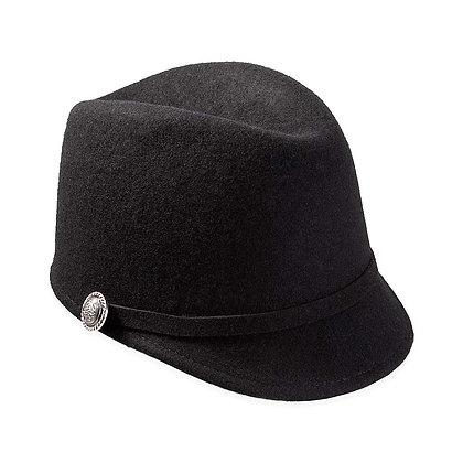 Toucan Hats - Fedora Jockey Cap