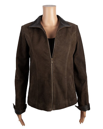 Made for Us! Women Zip Front Jacket
