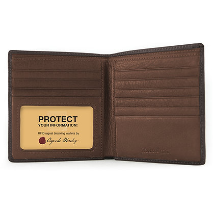 Osgoode Marley - RFID Hipster Wallet Distressed