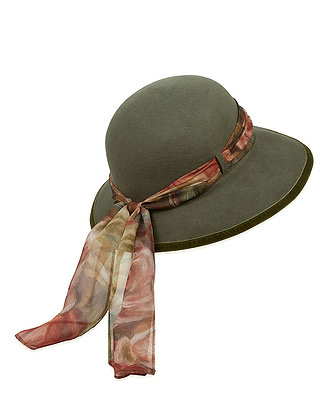 Toucan Hats - Art Scarf Cloche