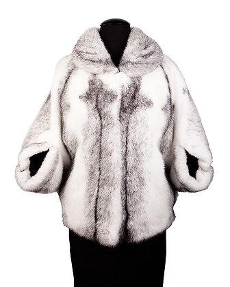 Chosen Fur - Female Natural Cross Mink Jacket