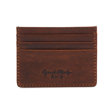 Osgoode Marley - RFID Credit Card Stack Distressed