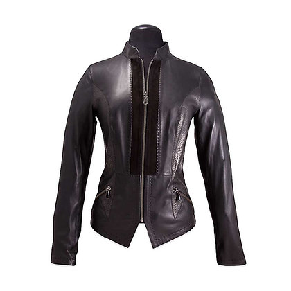 Made for Us! Womens Reversible Lambskin Jacket