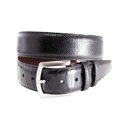 Torino Leather - Ostrich Shin Belt
