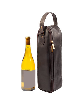 David King - Travel Wine Bottle Carrier