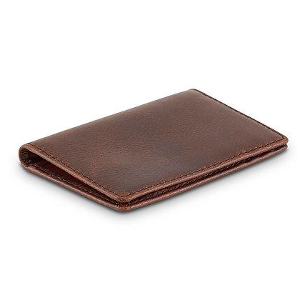 Osgoode Marley - RFID 8 Pocket Card Case Distressed