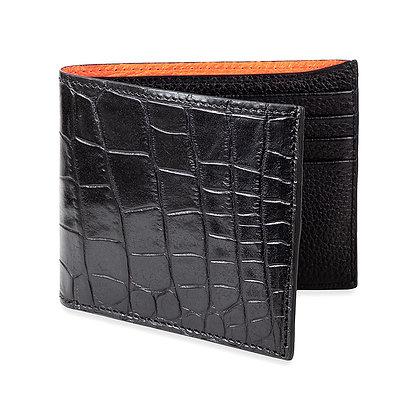 Martin Dingman - Alligator Grain All Leather Billfold