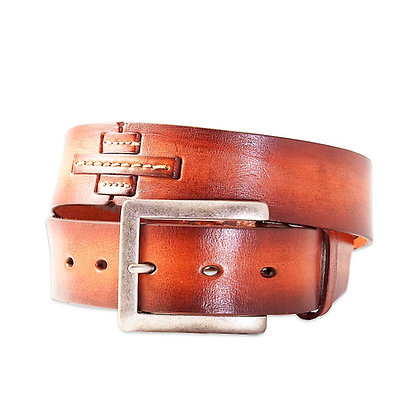 1 1/2 BRN WEBSTER BELT