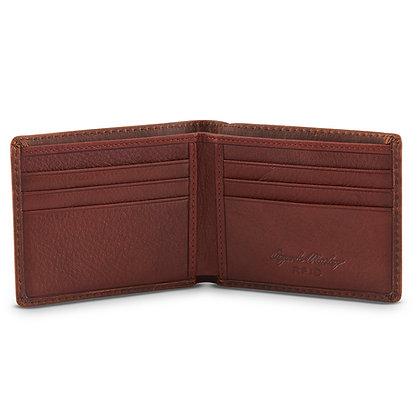 Osgoode Marley - RFID Mini Thin-fold Wallet Distressed
