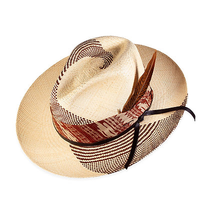 Bailey Hats - The Rayney Panama Fedora