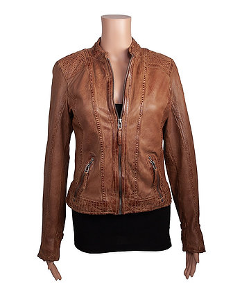 Mauritius - The Pacey Womens' Leather Jacket
