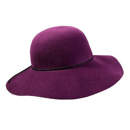 Toucan Hats - Women's Floppy Brim Felt