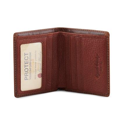 Osgoode Marley - RFID ID Bi-Fold Wallet Distressed