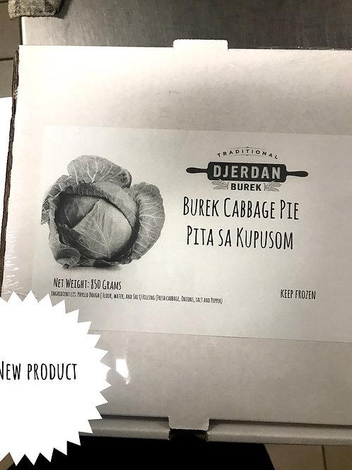 Cabbage Burek Pie