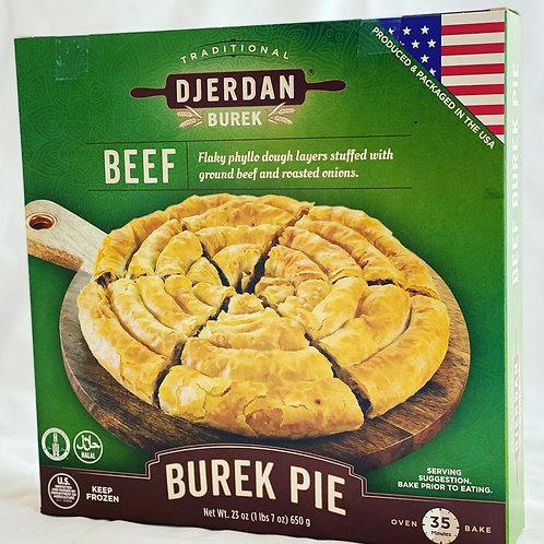 Halal Certified Beef Pie