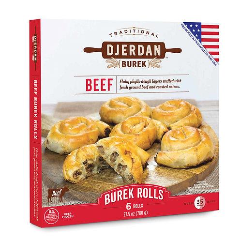 Burek Beef Rolls