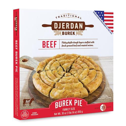 Burek Beef Spiral Pie