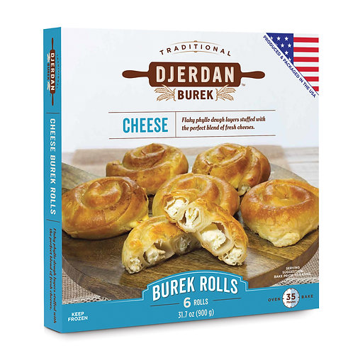 Burek Roll Cheese