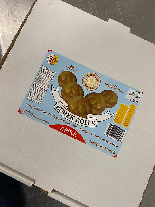 Burek Apple rolls