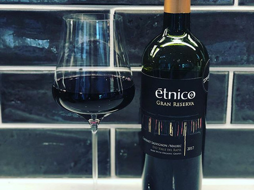 Review of the 2017 Etnico Cabernet Sauvignon/Malbec