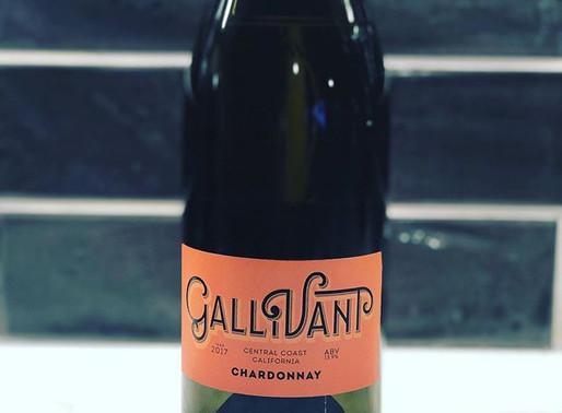 Wine Review-2017 Gallivant Chardonnay
