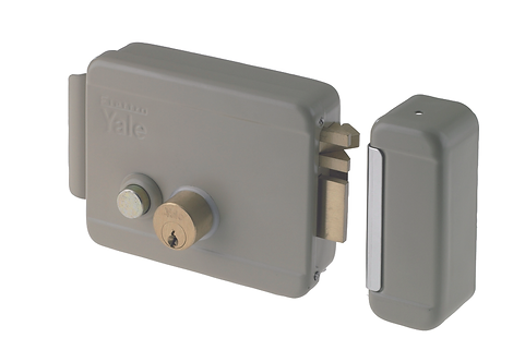 Yale Electric Rim Lock