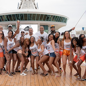 We Do It Best Together @ UberSoca Cruise