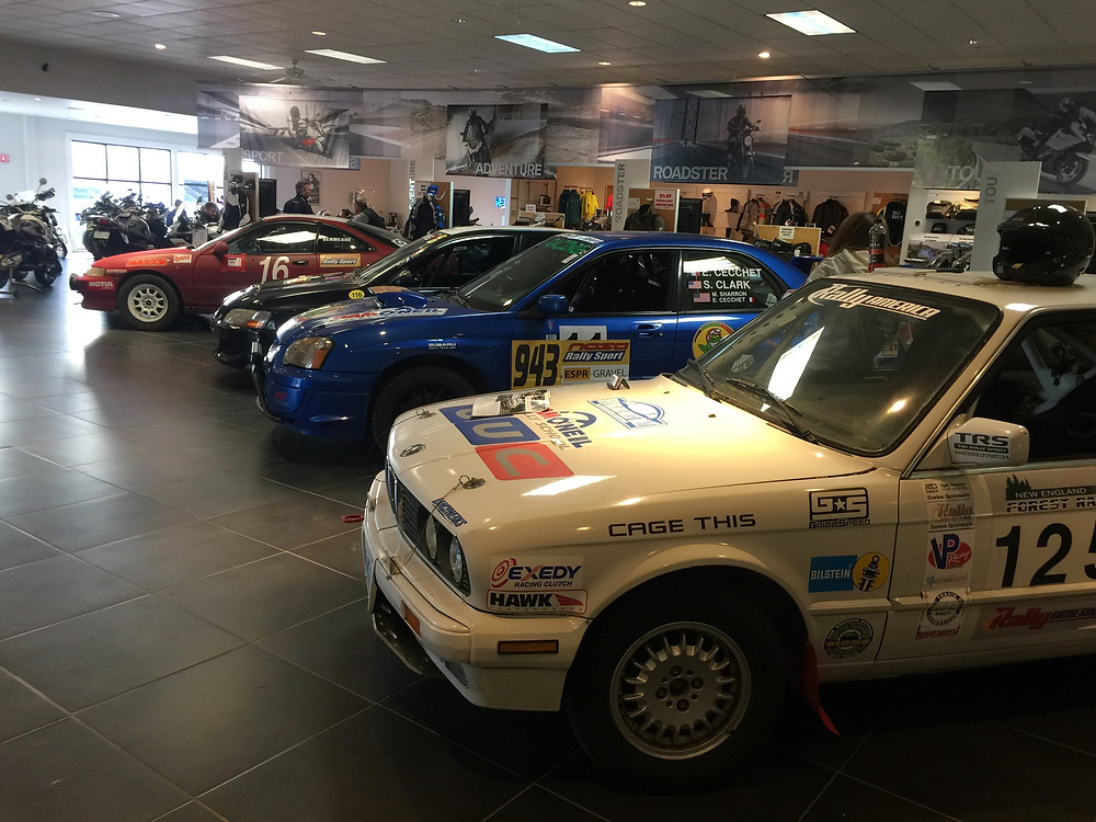 E30 Rally BMW at MAX BMW
