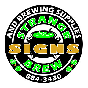 Slapdash teams up with Strange Brew Signs