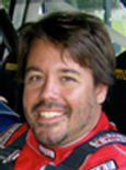 Kris Gove is the driver for Slapdash Racing.