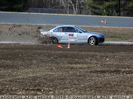 Out of the ashes, into the mud: A rally comeback of sorts