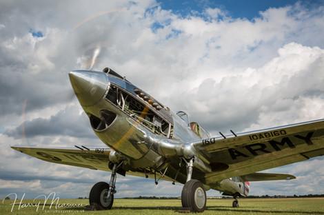 P-40C
