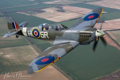 Supermarine Spitfire Mk.TIX