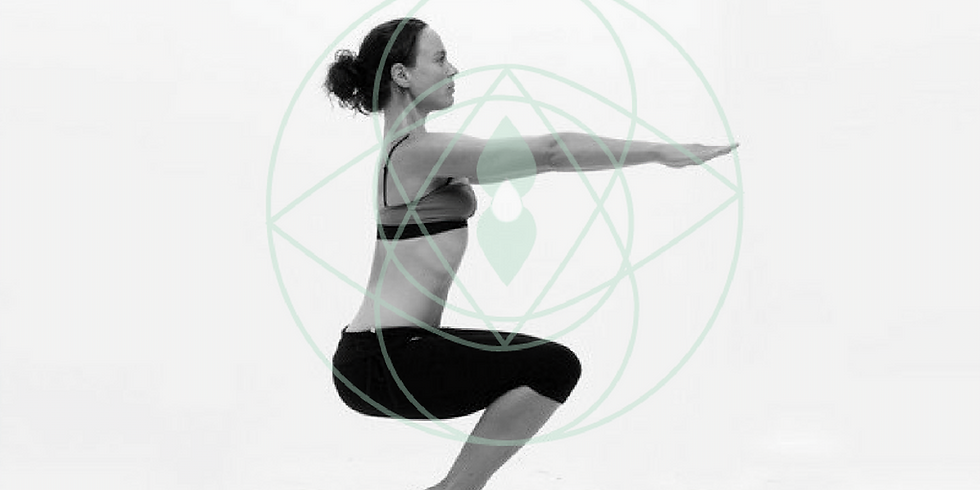 Hot Yogasthenics