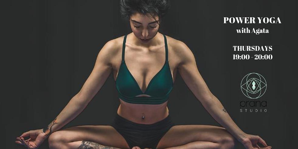 Power Yoga (NEW Class)