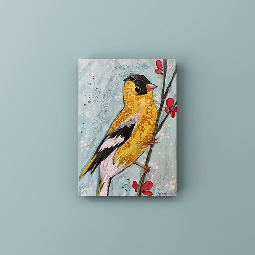 It's All Goldfinch