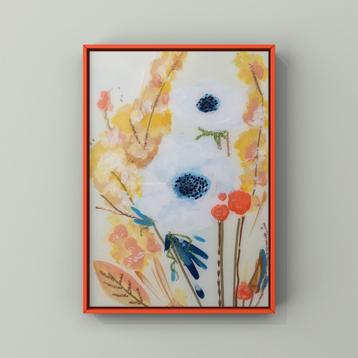 Anemone 2019 (sold) Private Collection