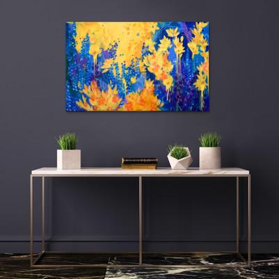 Rebirth 2019, (sold) Private Collection
