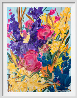 Floral Explosion, 2019