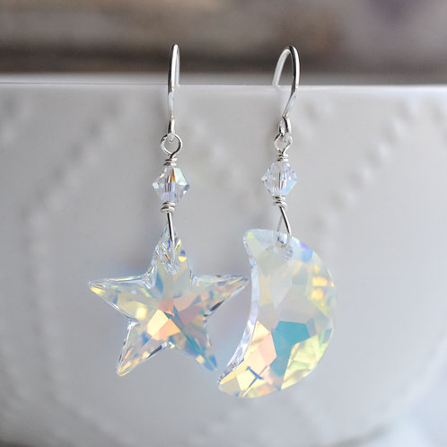 Telescope Earrings