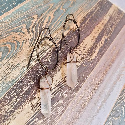 Crystal Creek Earrings