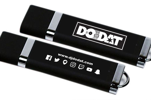 DJ Do-Dat BLACK USB-The Official Releases (1996-2002)