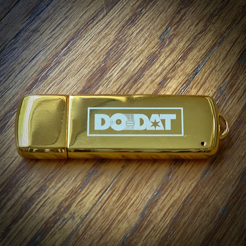 DJ Do-Dat  USB (Gold)-The Ultimate Collection 50+Hours