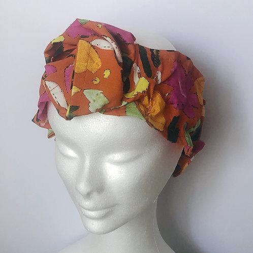 hairband orange flower_brasilian
